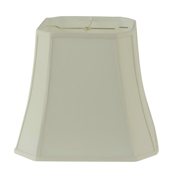 Rembrandt 1640 Cream Fabric Square-cut Bell Lamp Shade