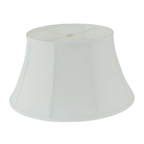 Rembrandt 1640 White Fabric Bell-shaped Lamp Shade