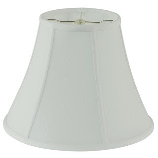 Rembrandt 1640 White Fabric Bell Lamp Shade