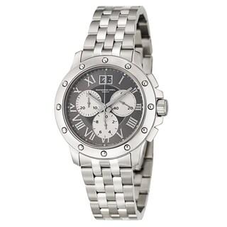 Raymond Weil Men's Silvertone Stainless-steel Watch