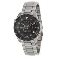 Hamilton Men's Stainless Steel Swiss Quartz Watch