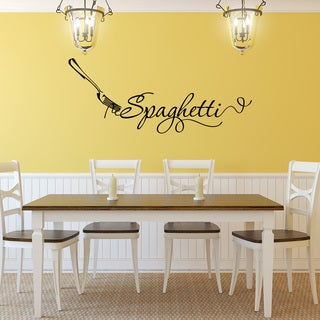 Style and Apply Spaghetti Wall Decal Sticker Home Decor