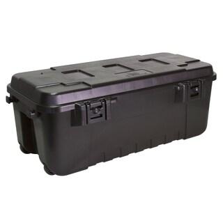 Plano 1919-00 108 Quart Black Storage Trunk