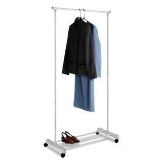 Whitmor 6023-4012 Rolling Garment Rack