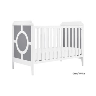 DaVinci Poppy Regency 3-in-1 Convertible Crib (Option: Off-White - N/A)