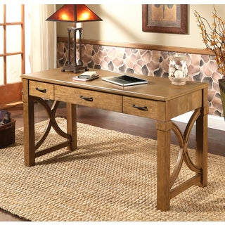 Abbyson Harbor Pine Writing Desk