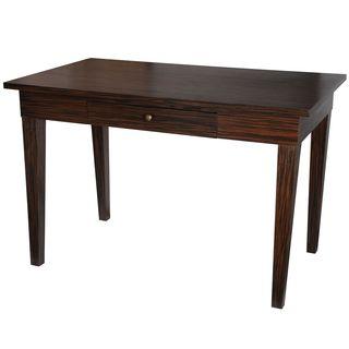 Barnaby Black Wood Desk