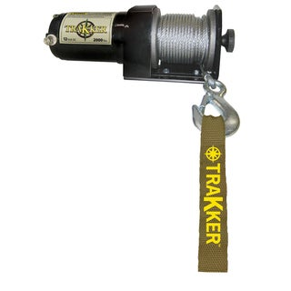 Keeper KT2000 2000 Lb Electric Winch
