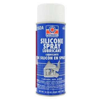 Permatex 80070 16 Oz Silicone Spray Lubricant