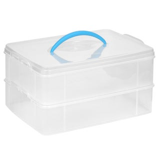 Snapware 1098841 Craft Snap 'N Stack® Storage 2 Layer Large Rectangle