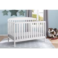 Delta Children Brayden 4-in-1 Convertible Crib - Bianca