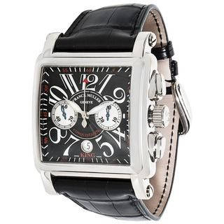 Pre-Owned Franck Muller Cortez Conquistador 10000 K CC Mens Watch in 18K White Gold