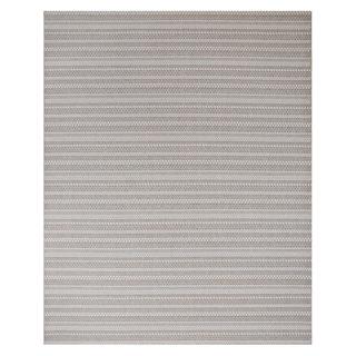 Jennings Beige/Ivory Rope/Angora Polypropylene Machine-woven Rug (7'10 x10')