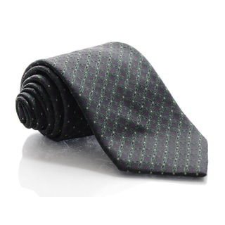 Brioni Silk Large Links Tie