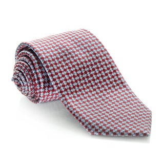Brioni Silk Dizzy Diamonds Tie