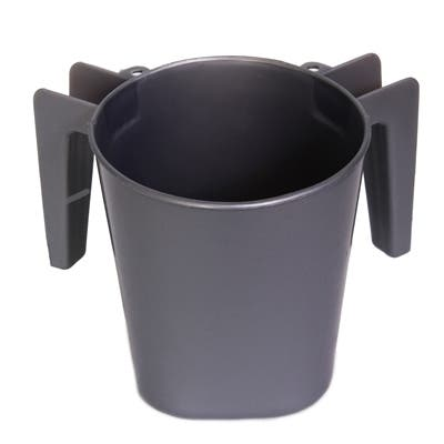 Ybm Home Plastic Square Wash Cup