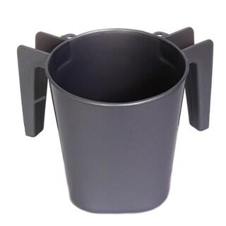 Ybm Home Plastic Square Wash Cup (Option: Purple)