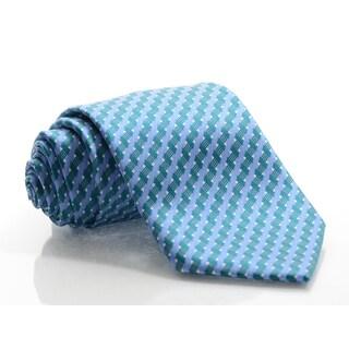 Brioni Silk Weave Pattern Tie