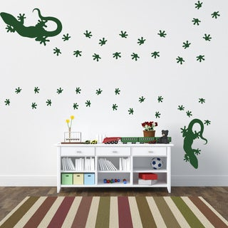 Style and Apply Geckos Vinyl Home Decor Wall Decal Sticker Art