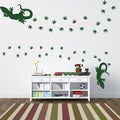 Style and Apply Geckos Vinyl Home Decor Wall Decal Sticker Art