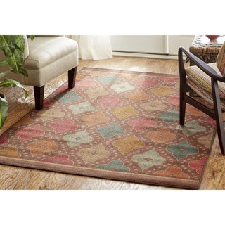 Mohawk Home Soho Jewel Medallion Garden Area Rug (5' x 7')