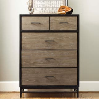 Universal Brown Wood 5-drawer Chest https://ak1.ostkcdn.com/images/products/12807153/P19576634.jpg?impolicy=medium