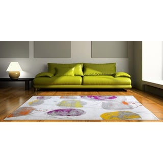 Home Dynamix Tanja Collection Multicolored Polypropylene Area Rug