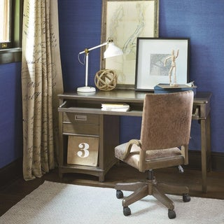 Universal Bronze Wooden Desk