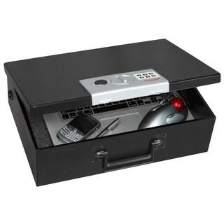 Honeywell Black Steel Large Fire Resistant Digital Security Box