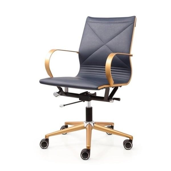 M365 Vegan Leather Office Chair