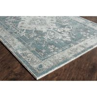 Abigail Abstract Area Rug - 5'3 x 7'6