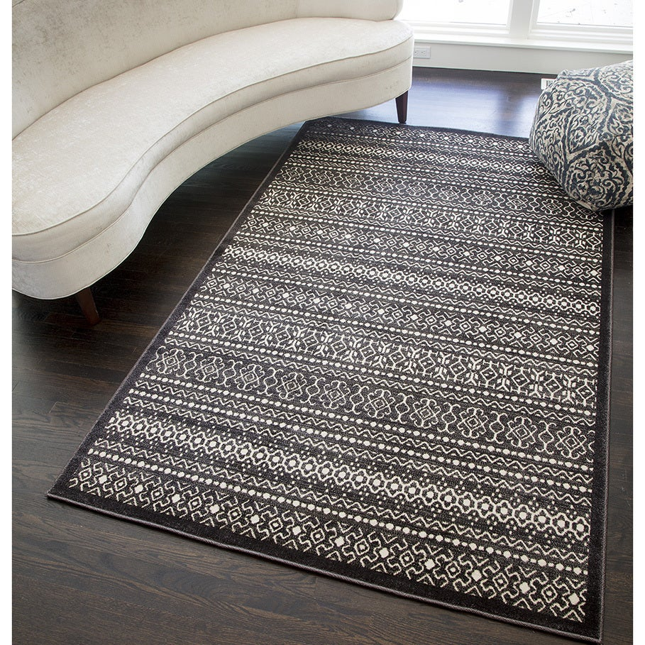 Rugs America Vision Oriental Area Rug (5' x 8') - 5' x 8'...