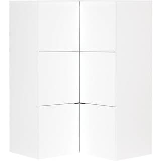 Voelkel Young Users Collection White Corner Wardrobe
