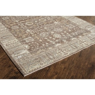 Westford Collection Marshall Power-Loomed Polyester Rug (5' x 8')