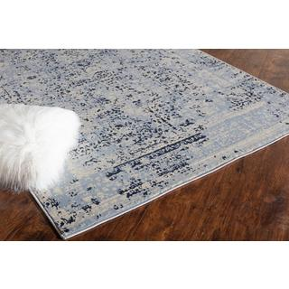 Power-Loomed Scarlette Collection Airiana 60-inch x 96-inch Polypropylene Rug