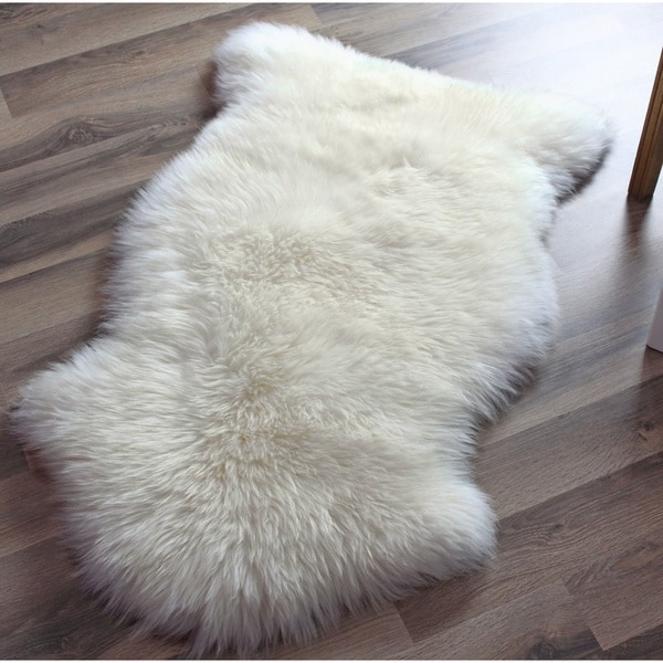 Genuine Soft Australian Sheepskin Rug (2' x 3')