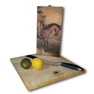 WGI Gallery Long Road Home Wood Cutting Board