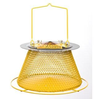 No No Sunflower Basket Bird Feeder