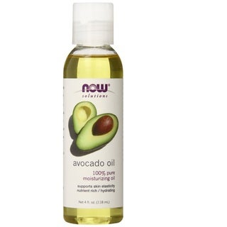 Now Foods 4-ounce Moisturizing Avocado Oil
