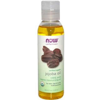 Now Foods 4-ounce Pure Jojoba Oil