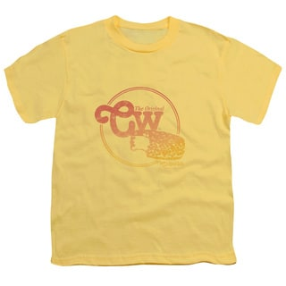 Chipwich/The Og Short Sleeve Youth 18/1 in Banana