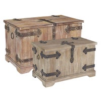 KINDWER Decorative Trunks