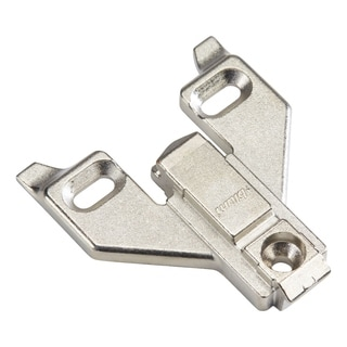 Rok Hardware Blum Clip Face Frame Off-Center Mount 0mm Mounting Plate (Pack of 10)