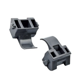 Grey Resin Restrictor Clips For Bluemotion Hinges (20 Pack)