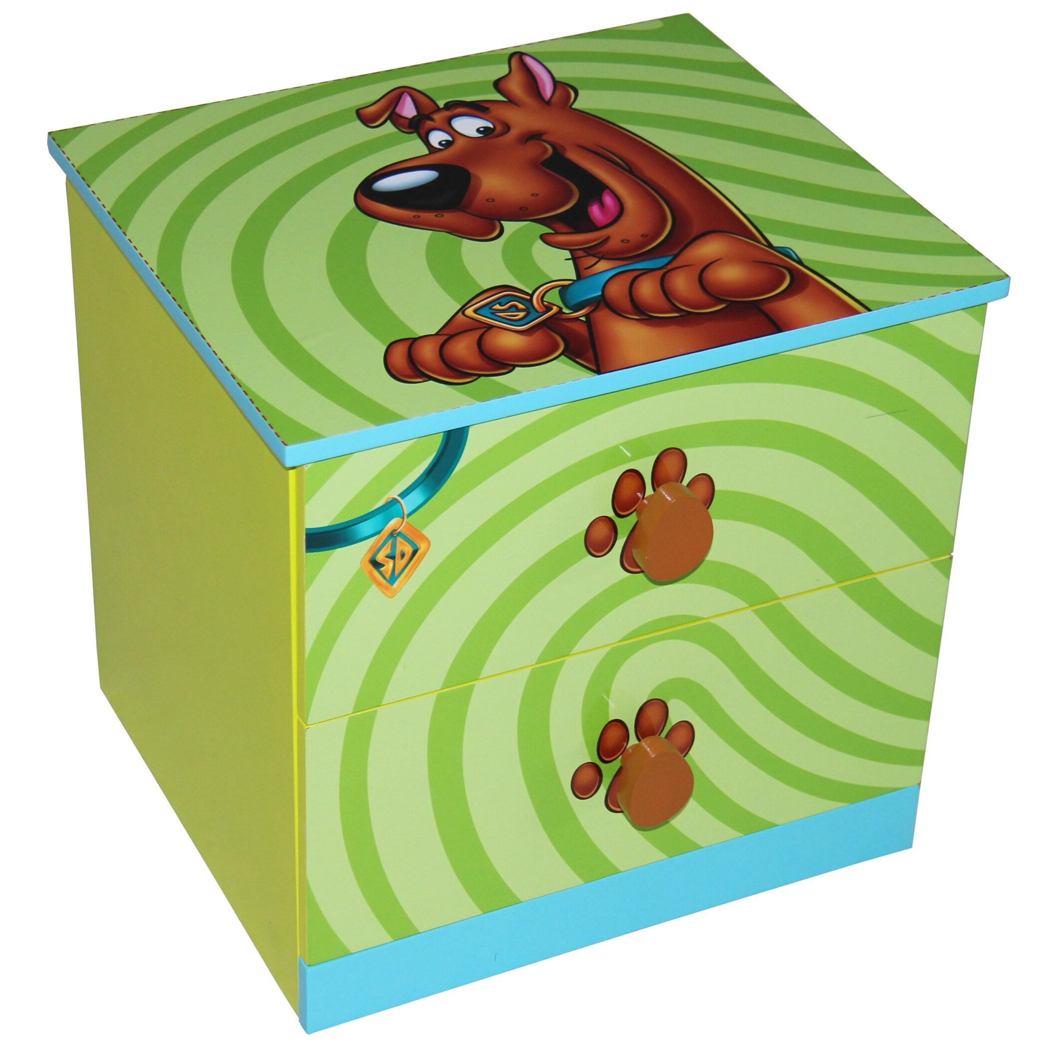 O'Kids Scooby Doo Night (Black) Stand (Scooby Doo), Size ...