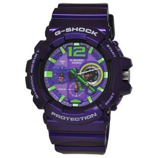 Casio Men's GAC110-6A G-Shock Purple Watch