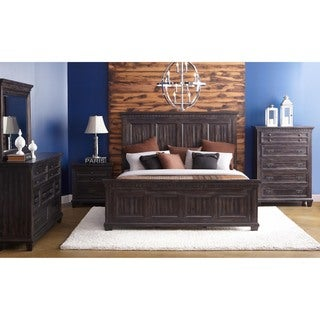 Picket House Furnishings Steele Queen Panel 6PC Bedroom Set