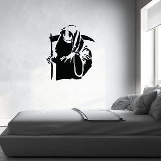 Banksy 'Death And All His Friends' Wall Decal