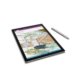 Microsoft Surface Pro 4 Tablet with Intel i5-6300U, 4GB 128GB SSD