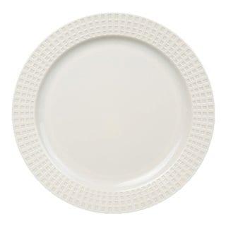 Table To Go White Plastic Venice Design Salad Plates (200-piece Set)